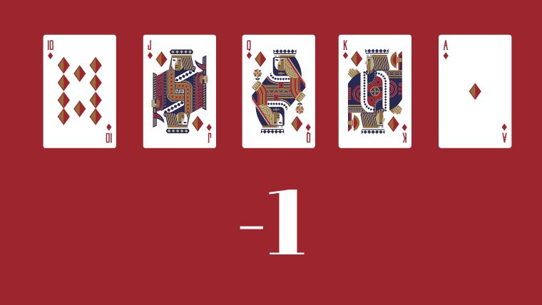 カウンティング-1